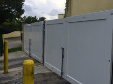 commercial fence company coral springs