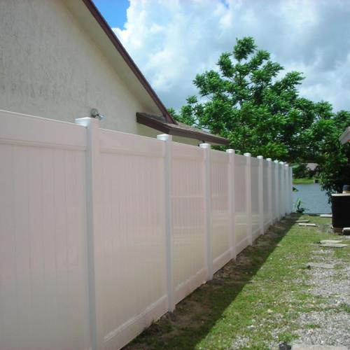 pvc fence company