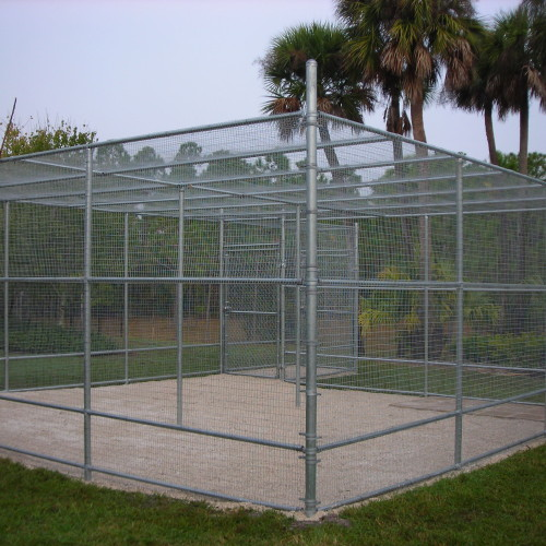 animal enclosures fence company south florida