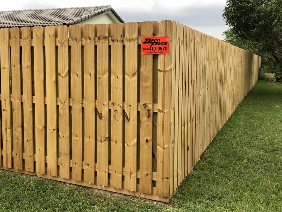wood fence company boca raton