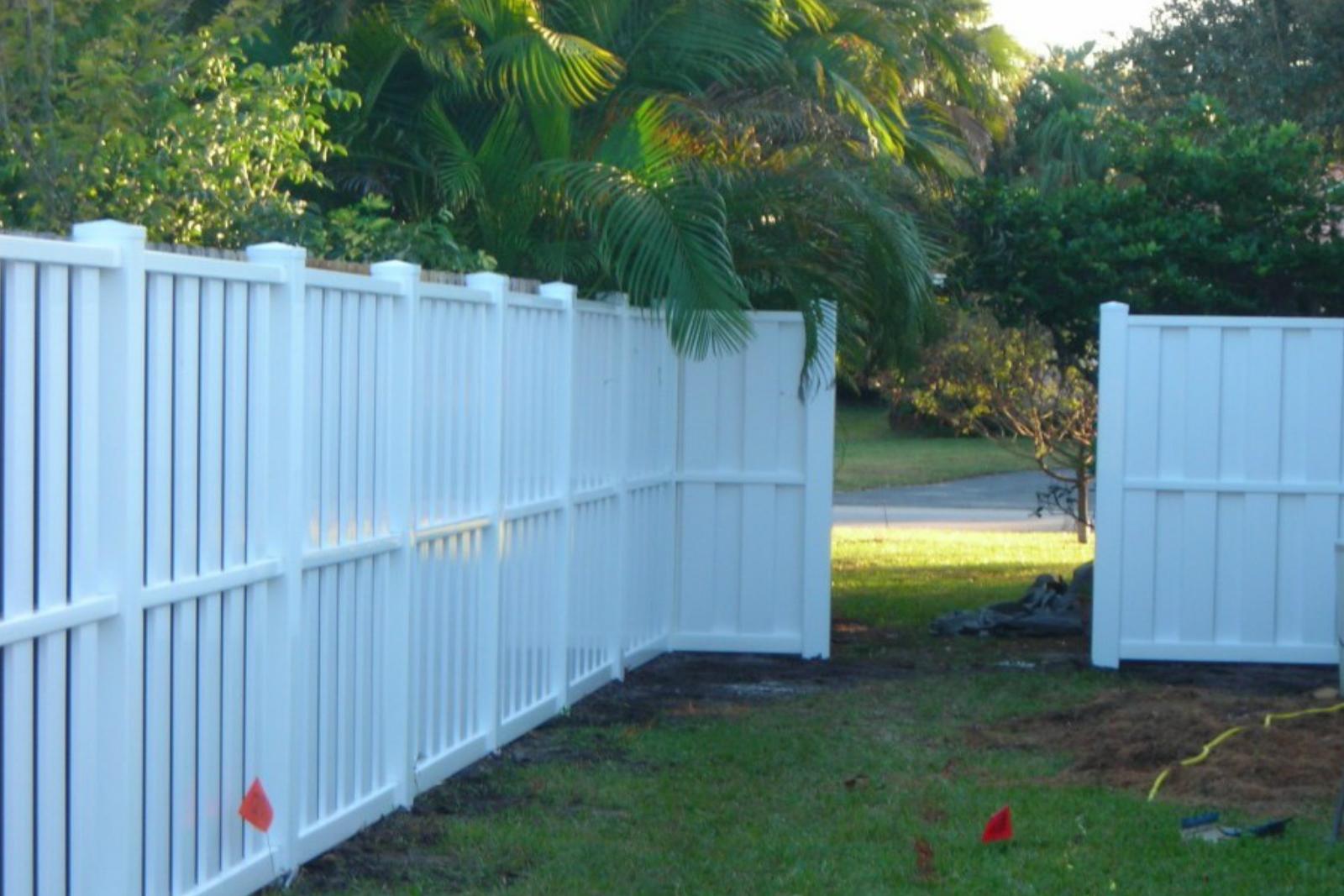 zepco fence company PVC fences